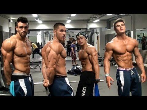 Aesthetic Natural Bodybuilding Motivation - Fitness Aesthetics