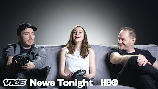 Chvrches Reviews Lenny Kravitz In Music Critic Ep. 1 | VICE News Tonight (HBO) HD - VICENEWS