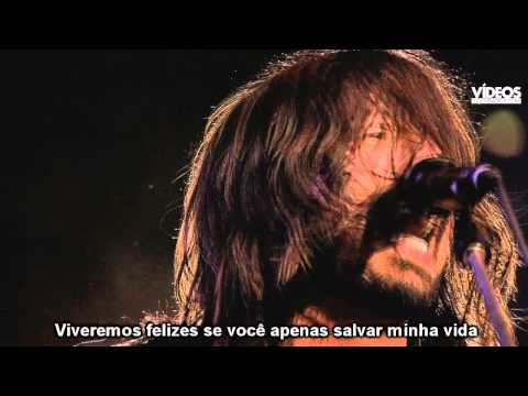 Learn To Fly - Foo Fighters - Legendado HD Live at Wembley Stadium