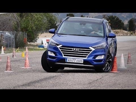 Autoperiskop.cz  – Výjimečný pohled na auta - Hyundai Tucson exceloval v losím testu