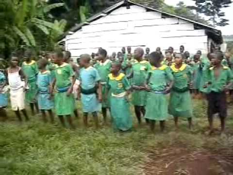 ORPHANS AT Bukanga Trinity Nursary and Primary School