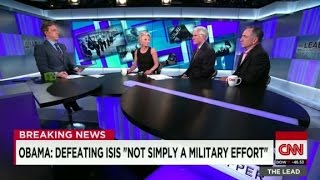 Retired general gives Obama's ISIS policy a 'D... - CNN