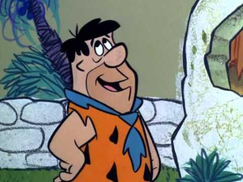 Flintstonowie S03e02 Nowy