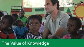 Paid Post - Roger Federer: laying the foundations for a quality education - FINANCIALTIMESVIDEOS