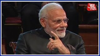 PM Modi Says He Welcomes Criticism #BharatKiBaatSabkeSaath - AAJTAKTV