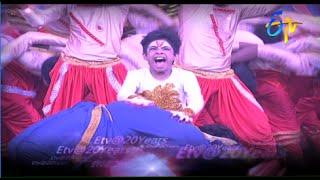 Jatin Amazing Dance Performance – ETV @ 20