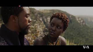 Black Panther Offers a Bridge for African Americans to Connect with Their African Roots - VOAVIDEO
