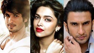 Bollywood News in 1 minute - 01/09/2014 - Deepika Padukone, Ranveer Singh, Shahid Kapur