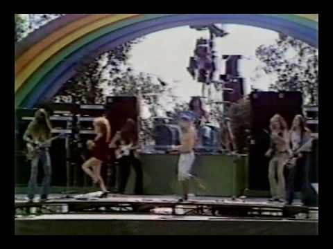 Black Oak Arkansas live