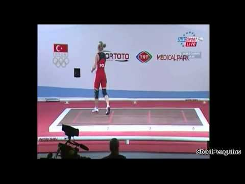 Awesome Weightlifting Fail Compilation August 2011
