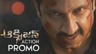 Oxygen Movie Action Promo | Gopi Chand | Raashi Khanna | Anu Emmanuel | TFPC - TFPC