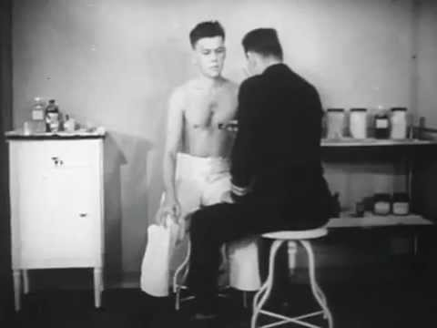 Sex Hygiene - US Navy Training Film (1942) (part 1 of 2)  (Public Domain Video - Adults Only)