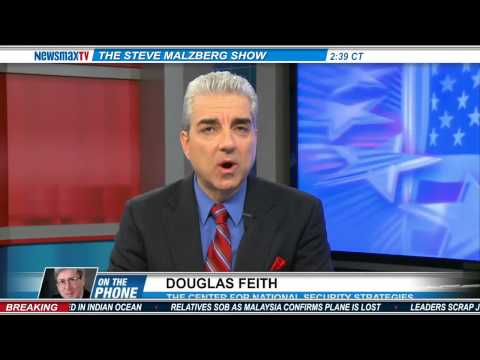 Newsmax: Douglas Feith: Putin Wants a New Russian Empire