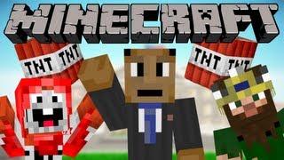 If Barack Obama Played Minecraft