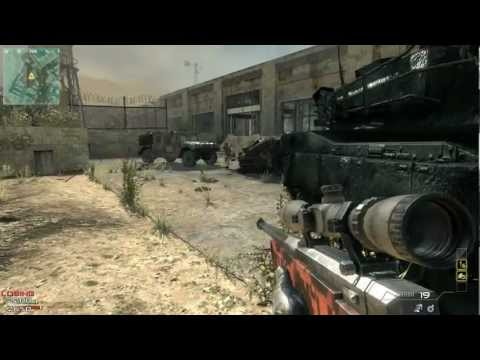 [FLN] MW3 Quickscope Tutorial (Consoles + PC)