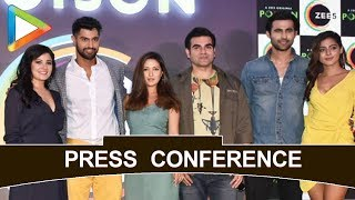 Poison Press Conference | Arbaaz Khan | Riya Sen | Freddy Daruwala | ZEE5 Original | Part 2 - HUNGAMA