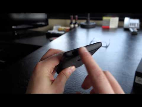 DROID Turbo Unboxing and Tour