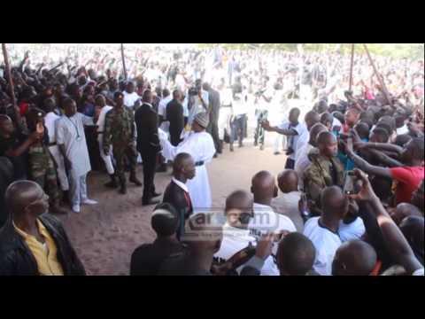 Magal Touba Chez Cheikh Ahmadou KARA Mbacké Noreyni à Daroul Manaane