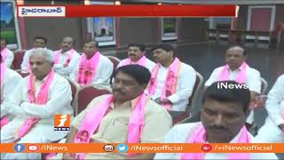 CM KCR Latest Updates about elections at 2:30 pm news I iNews - INEWS