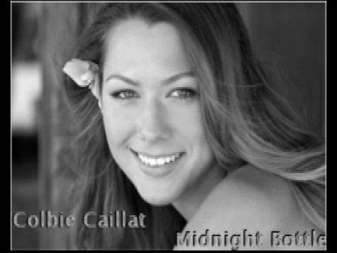 Colbie Caillat Midnight bottle