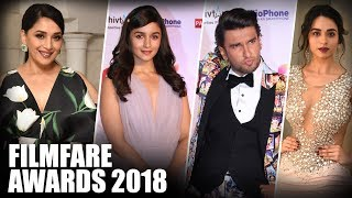 EXCLUSIVE Hungama from Filmfare Awards 2018 - HUNGAMA