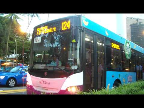 0 Singapore MRT (Mass Rapid Transport) is Easy to Use