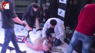 منافسة دموية وإغماءات خلال بطولة