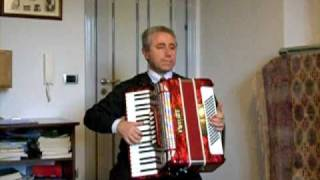 SE FUE - Accordion Music