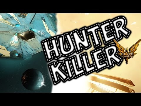 Hauler, Adventurer, Hunter Killer - Elite Dangerous Beta 2.04 Gameplay w/leeory