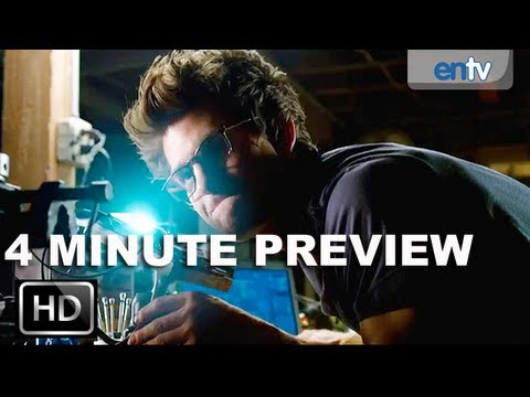 The Amazing Spider-Man Official 4 Minute Preview [HD]: Andrew Garfield, Emma Stone and Rhys Ifans