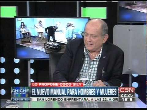 C5N - CHICHE EN VIVO: ENTREVISTA AL COCO SILLY