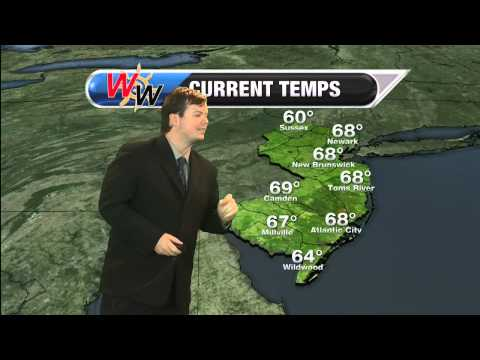 October 25th 2014 afternoon forecast