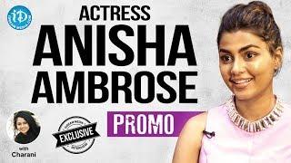 Okkadu Migiladu Actress Anisha Ambrose Exclusive Interview - Promo || Talking Movies With iDream - IDREAMMOVIES