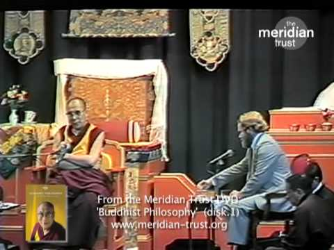 HIS HOLINESS THE DALAI LAMA tells us how &quot;MEDITATION IS THE MAIN METHOD FOR TRANSFORMING  THE MIND'