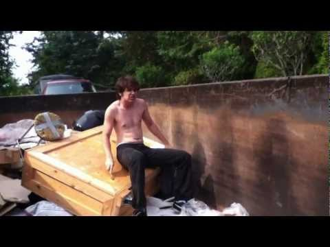 Jesus Christ Greasy Bonk (2012) Art Film