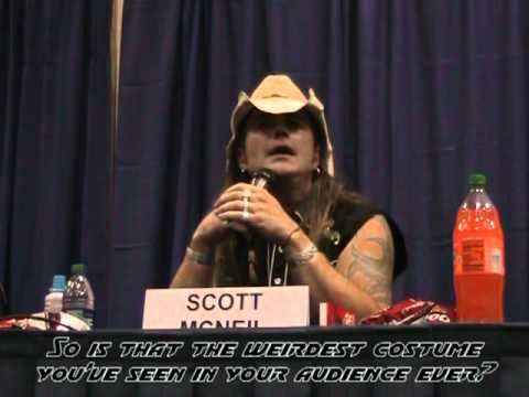 Metrocon 2011: Scott McNeil Panel (Part 4 of 5)