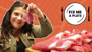 Korean BBQ at Baekjeong   Fix Me a Plate - FOODNETWORKTV
