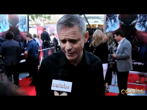 C. Thomas Howell Interviewed At 'The Amazing Spider-Man' Premiere - Celebs.com