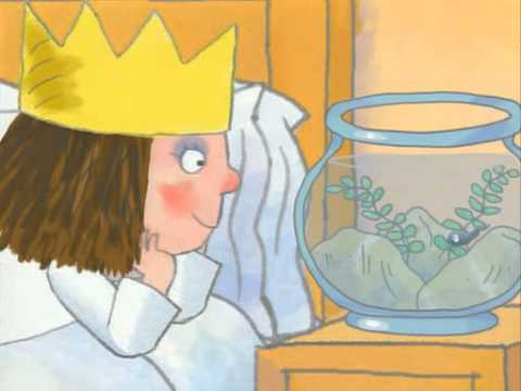 Świat Małej Księżniczki Mogę ją zatrzymać