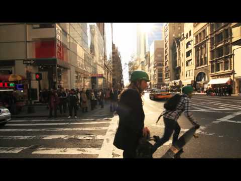 Evolve NYC: Longboarding or Skateboarding? - Bustin Longboards NYC