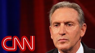 Howard Schultz: No one wants to see Trump fired more than me - CNN