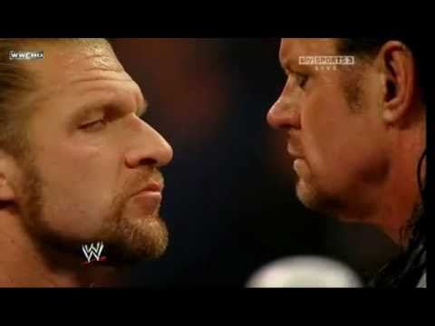 WWE Wrestlemania 27 The Undertaker vs. Triple H  (NO HOLDS BARRED MATCH )