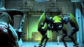 KILLING THE JACKAL - Warframe Boss Fight