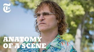 Watch Joaquin Phoenix Use an Electric Wheelchair in 'Don't Worry' | Anatomy of a Scene - THENEWYORKTIMES