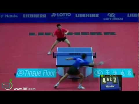 Ma Long vs Alexei Smirnov[World Team Cup 2011]