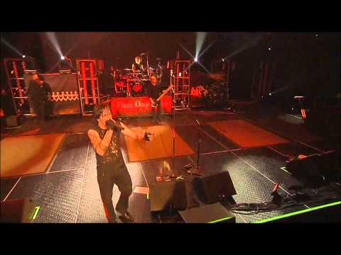 Three Days Grace - Scared - Live HD