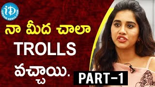 Actress Nabha Natesh Exclusive Interview - Part #1 || Talking Movies With iDream - IDREAMMOVIES