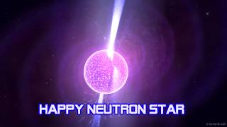Royalty Free :Happy Neutron Star