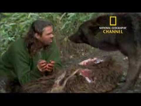 National Geographic Channel: A Man Among Wolves Trailer