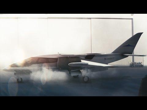 Prezentacja pomysłu XTI Aircraft Company